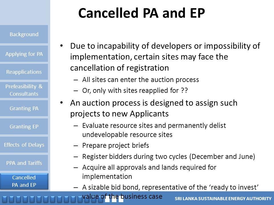 Prefeasibility & Consultants