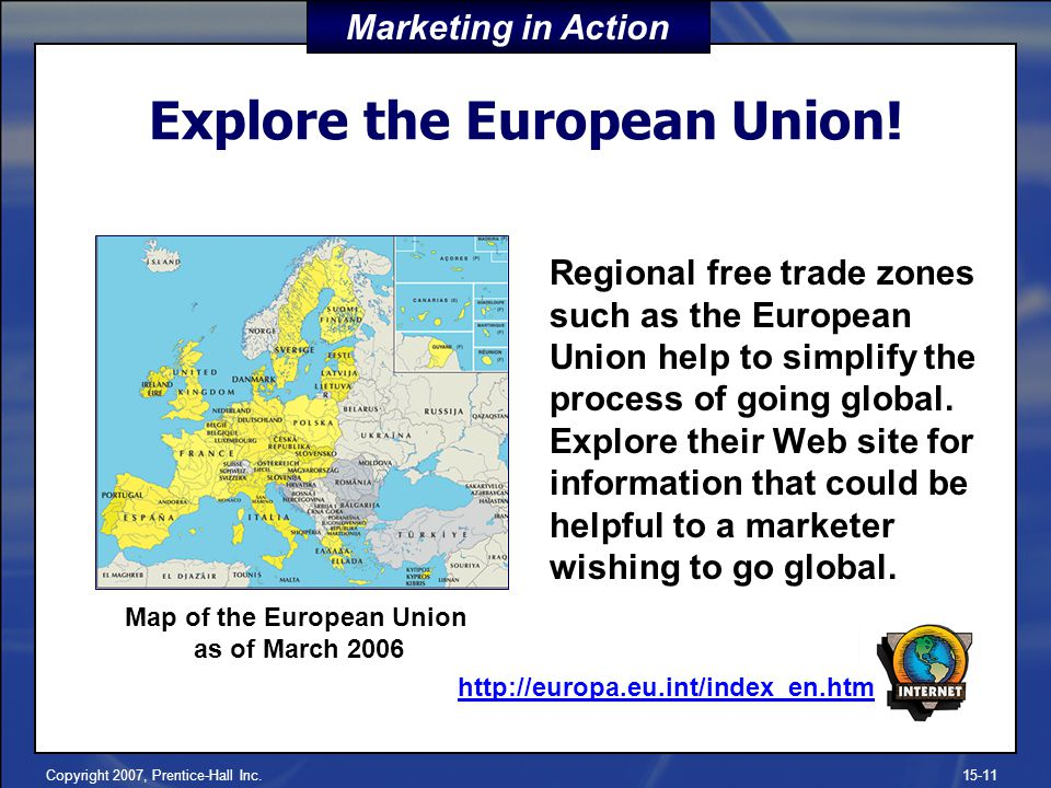 Explore the European Union!