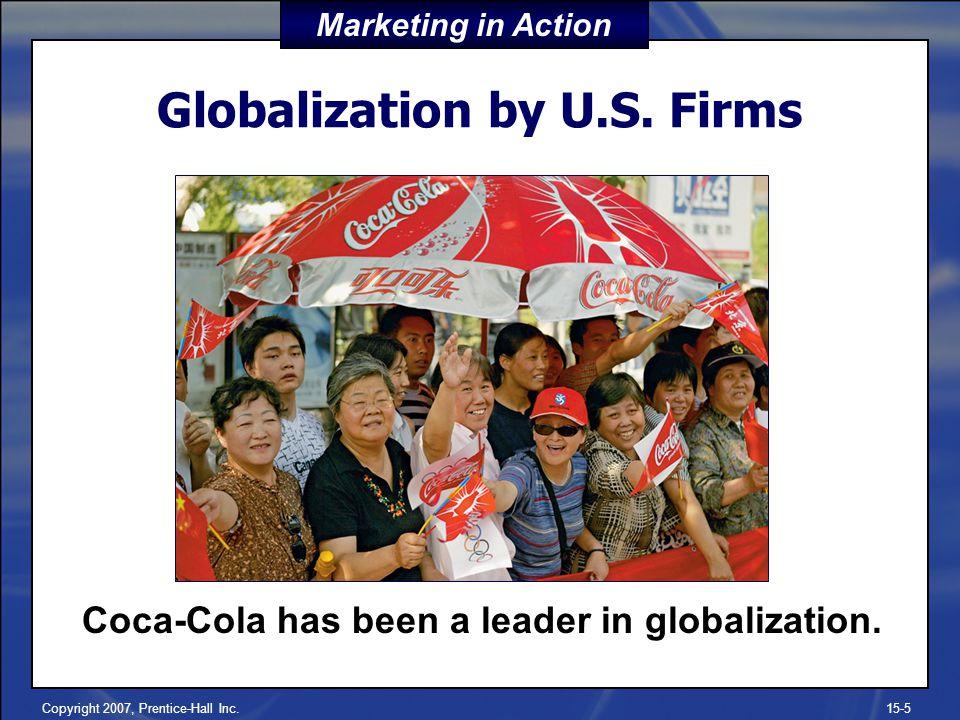 Globalization by U.S. Firms