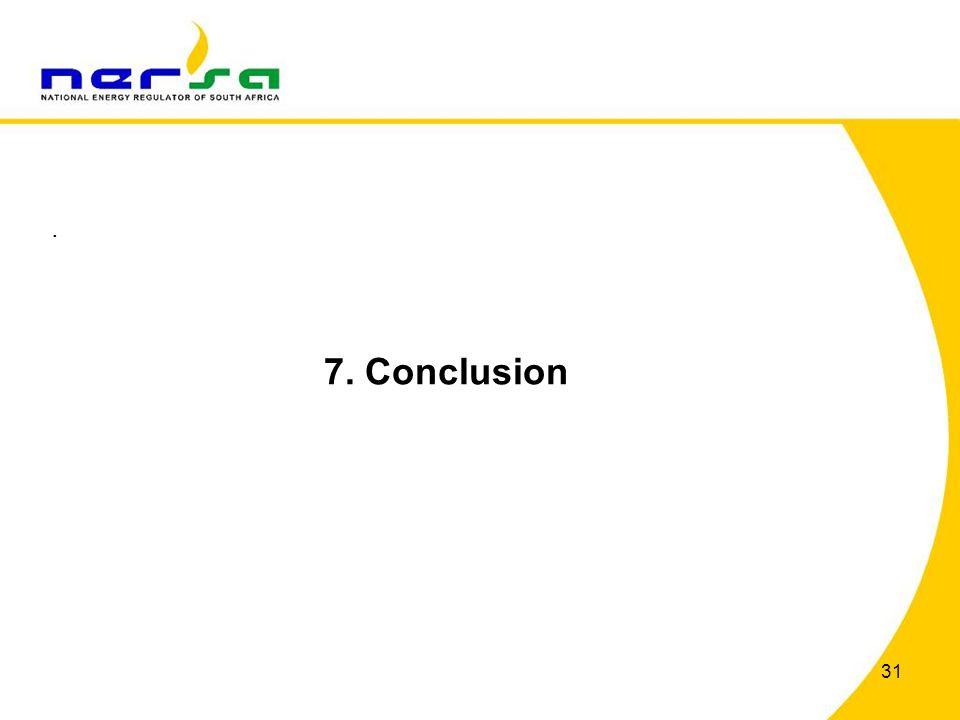 . 7. Conclusion