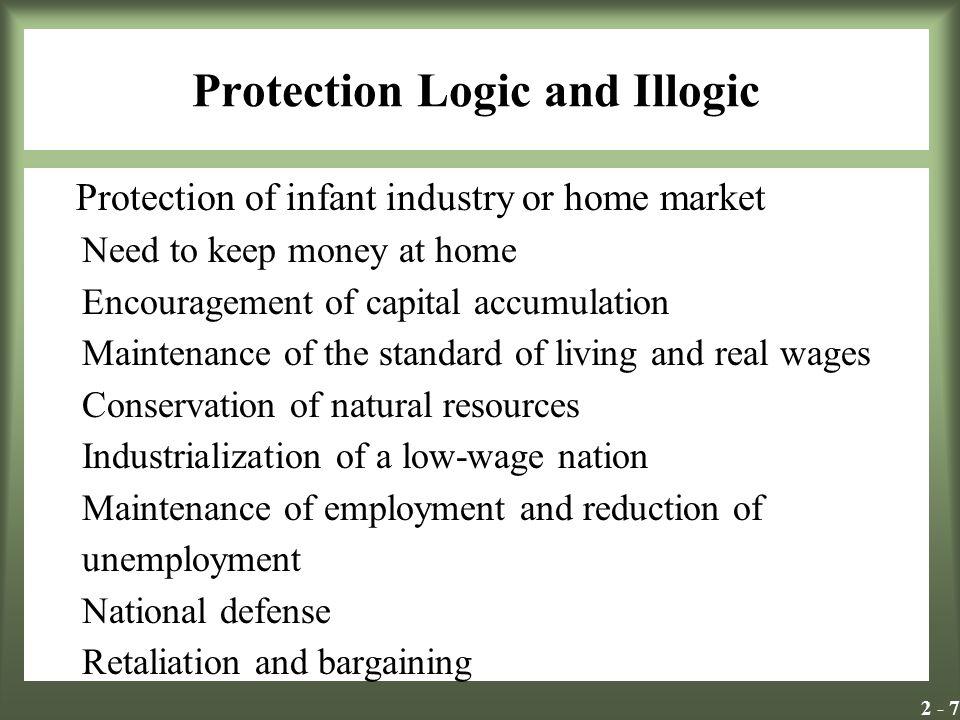 Protection Logic and Illogic