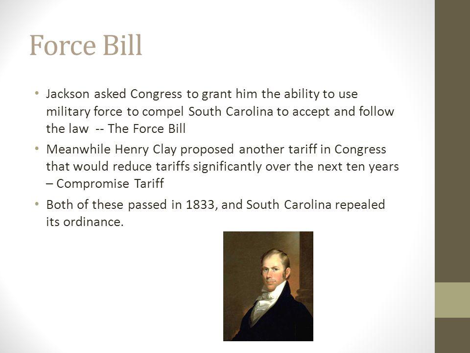 Force Bill