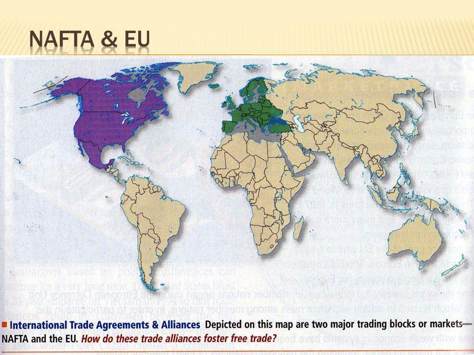 NAFTA & EU