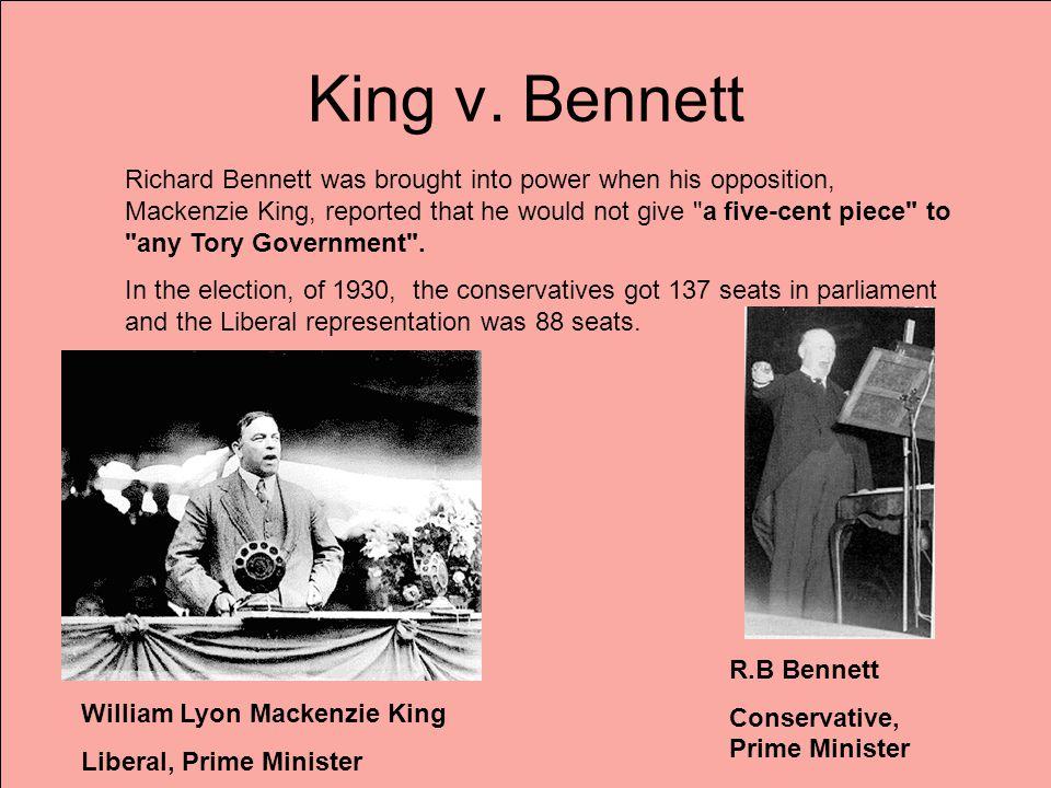 King v. Bennett