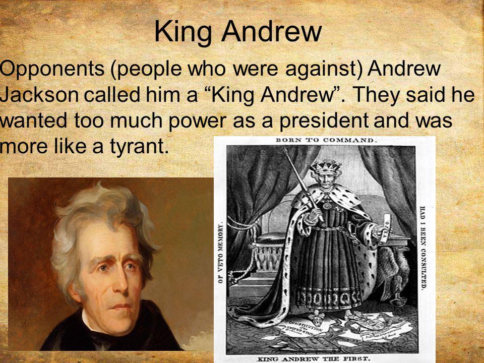 King Andrew