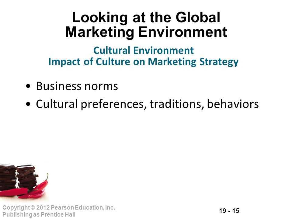 Sociocultural Factors That Affect Marketing