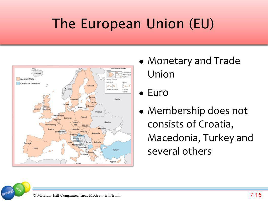 The European Union (EU)