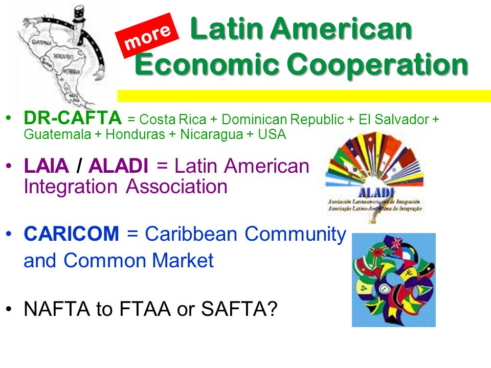Latin American Economic Cooperation