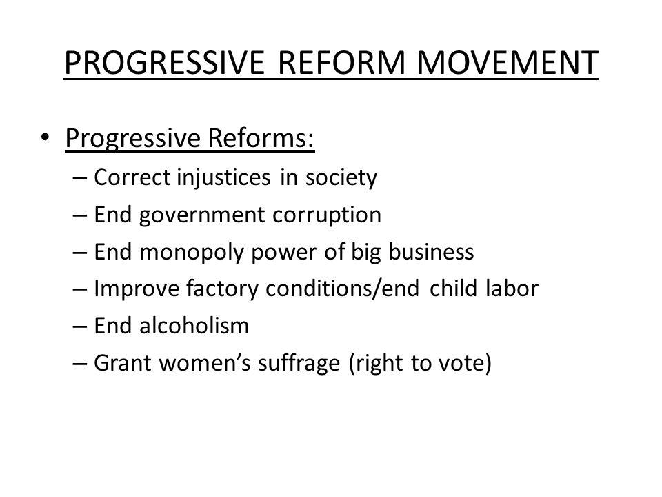 PROGRESSIVE REFORM MOVEMENT