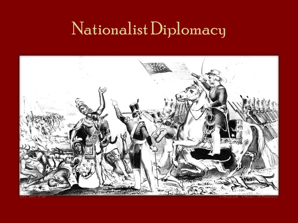 Nationalist Diplomacy