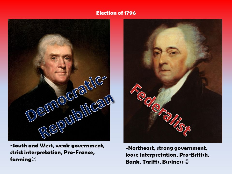 Democratic-Republican