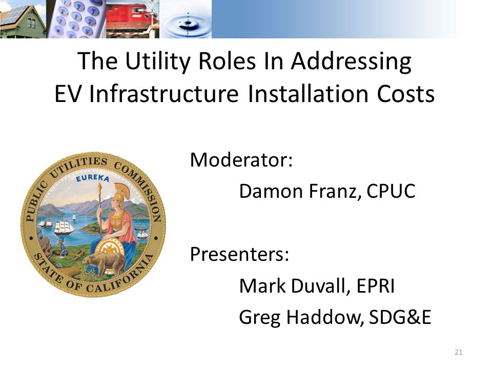 The Utility Roles In Addressing EV Infrastructure Installation Costs