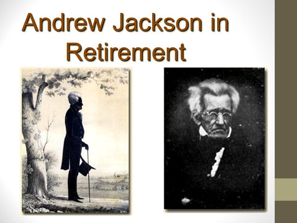 thesis on andrew jackson