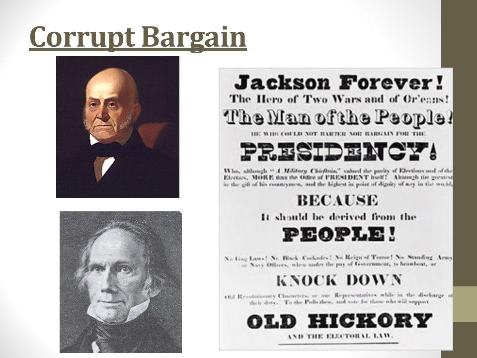 Corrupt Bargain