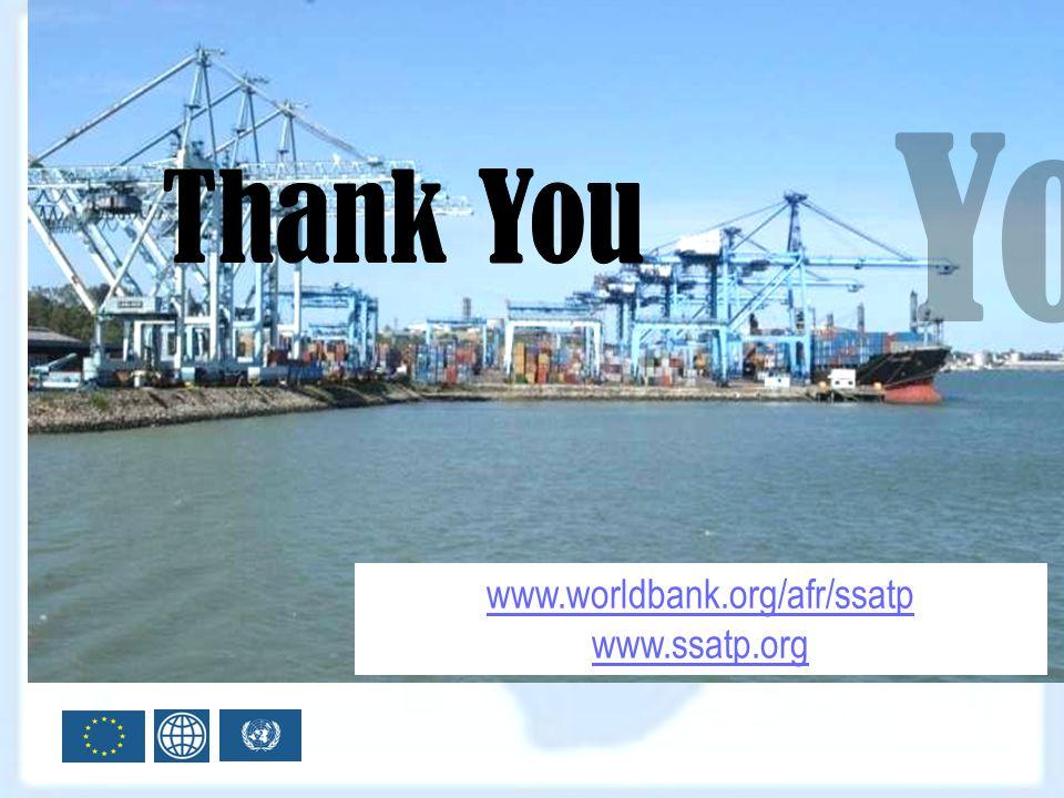 Thank You www.worldbank.org/afr/ssatp www.ssatp.org