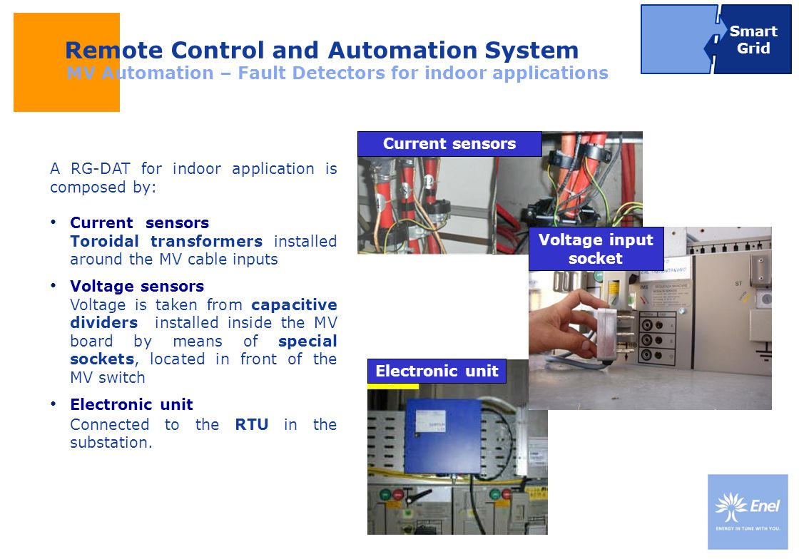 Remote Control and Automation System