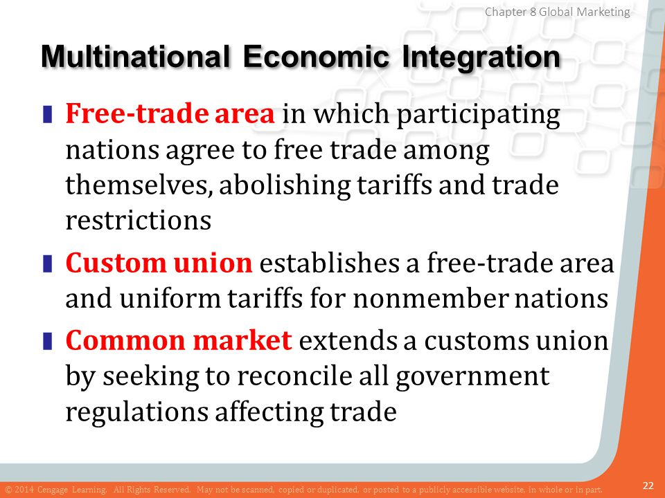 Multinational Economic Integration