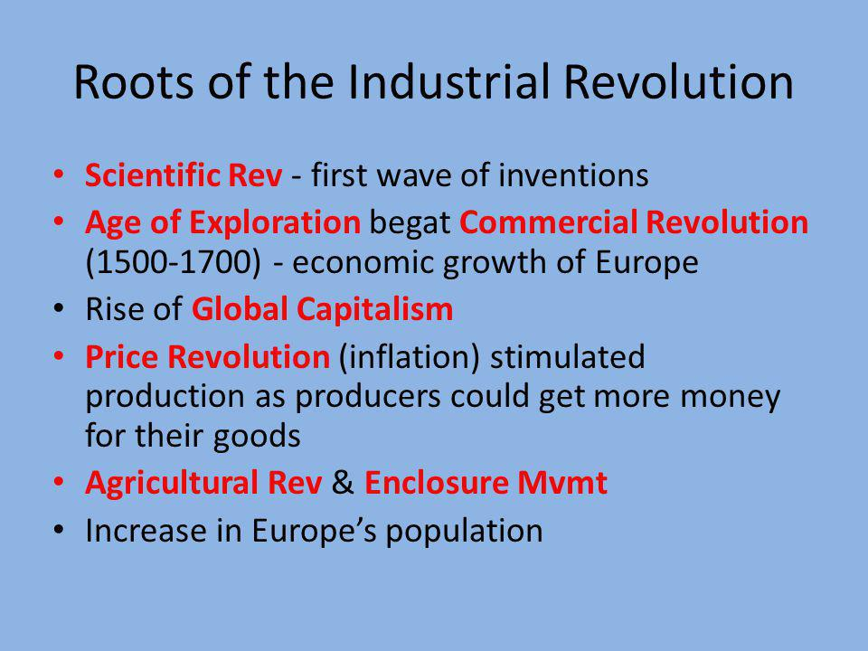 roots of scientific revolution This 2-sided worksheet teaches students about the roots and new theories and  inventions of the scientific revolution in europe (answer key provided.