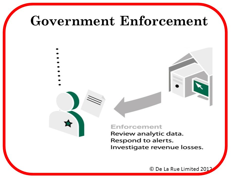 Government Enforcement