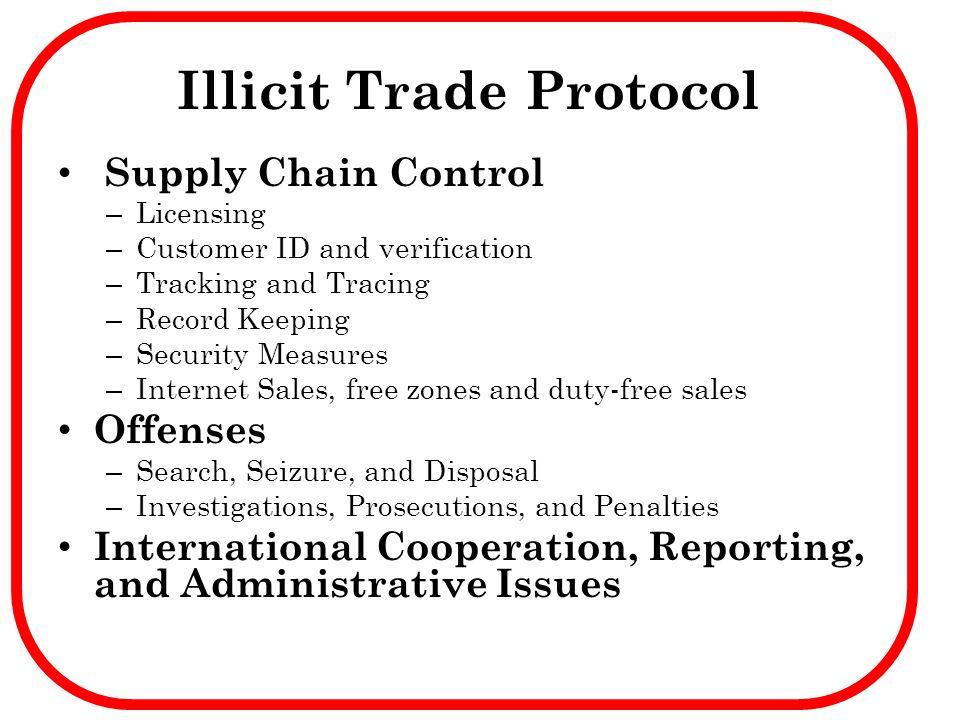 Illicit Trade Protocol
