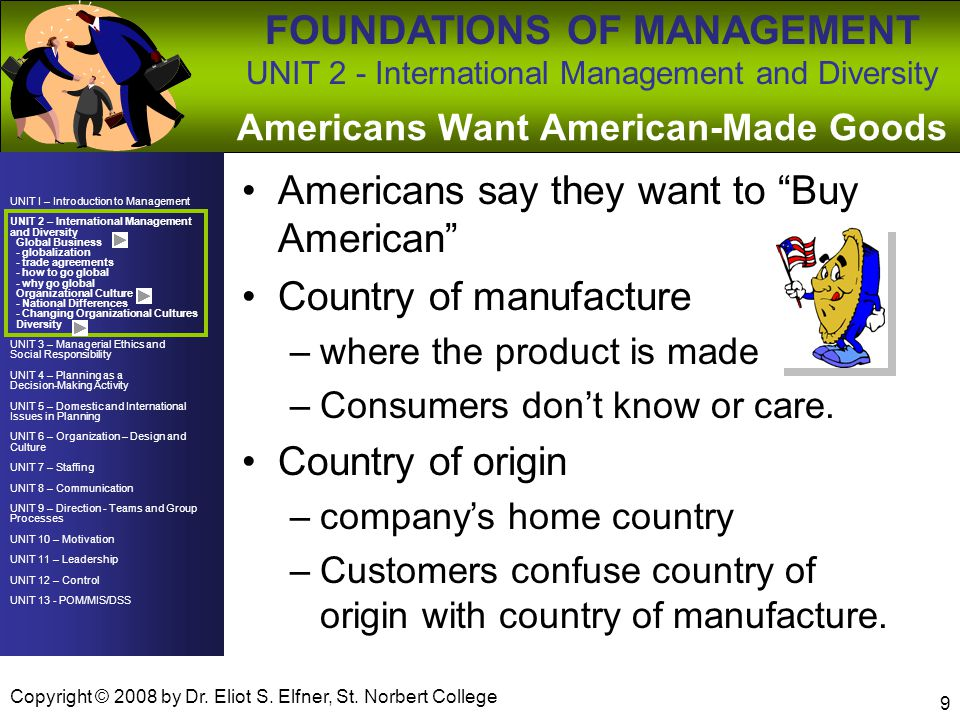 Americans Want American-Made Goods