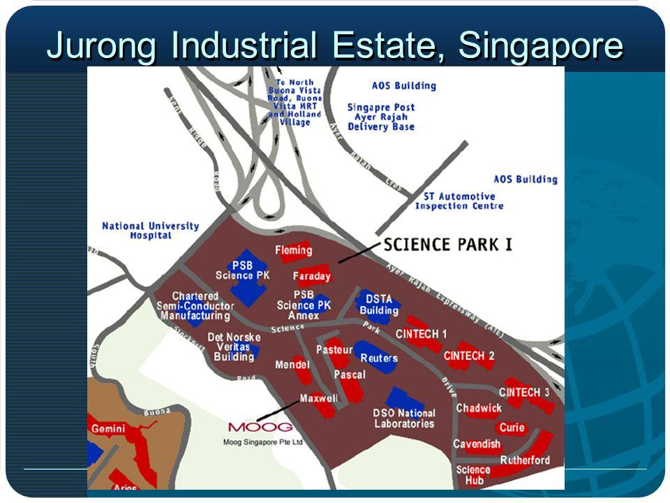 Jurong Industrial Estate, Singapore