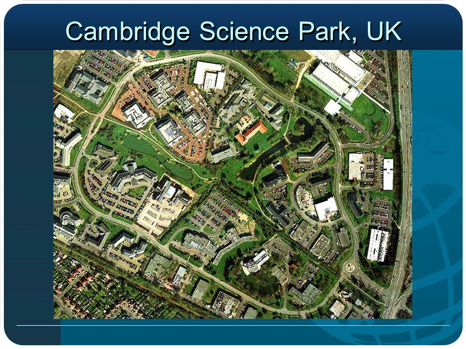 Cambridge Science Park, UK