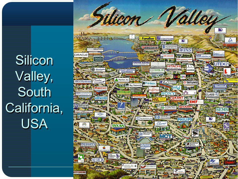 Silicon Valley, South California, USA