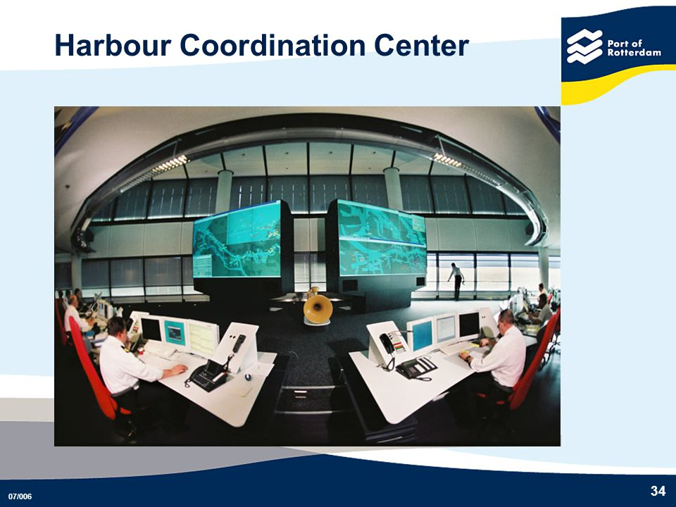 Harbour Coordination Center