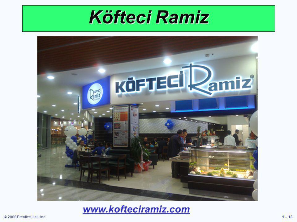Köfteci Ramiz www.kofteciramiz.com