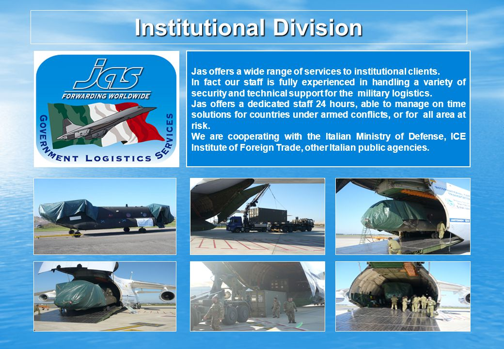 Institutional Division