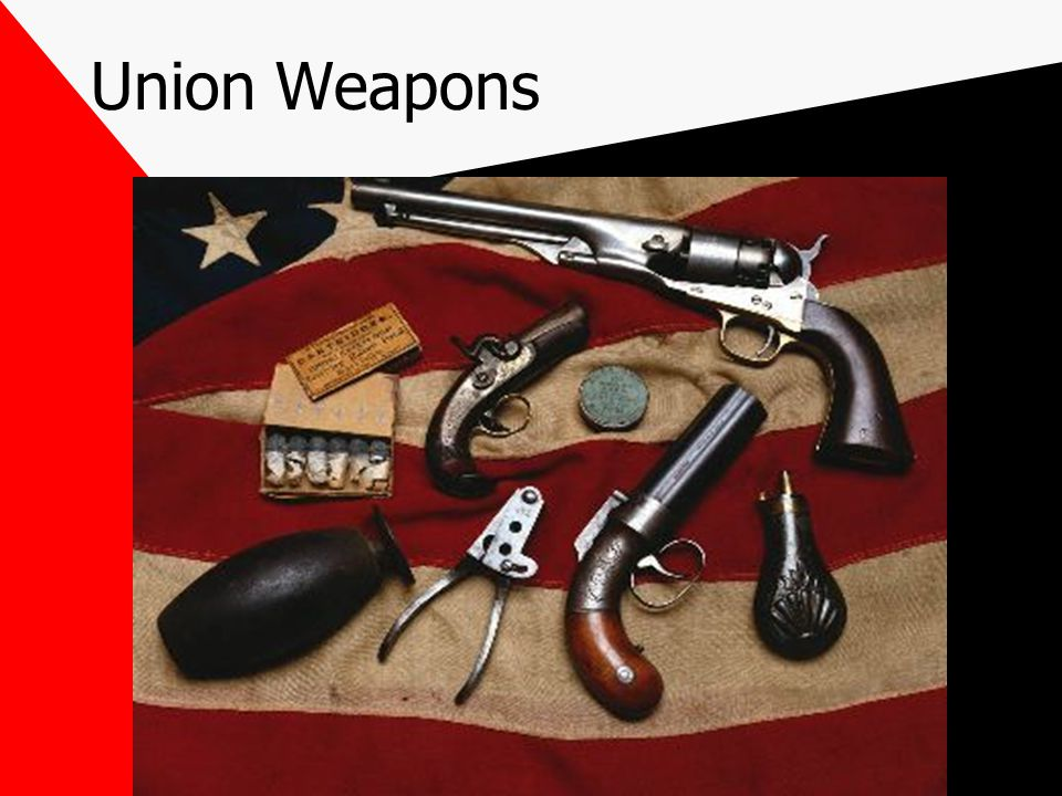 Union Weapons