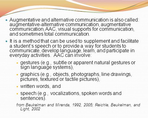 speech (e.g., vocalizations, spoken words and sentences).