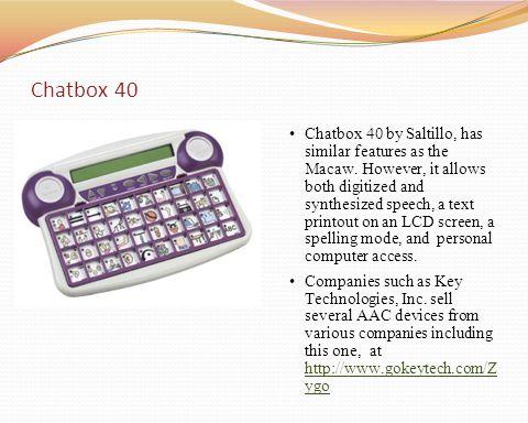 Chatbox 40