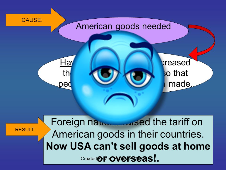 Now USA can't sell goods at home