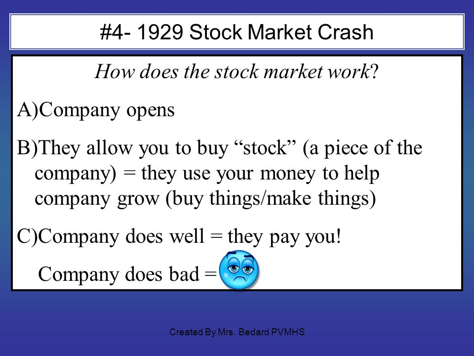How do corporate stock options work