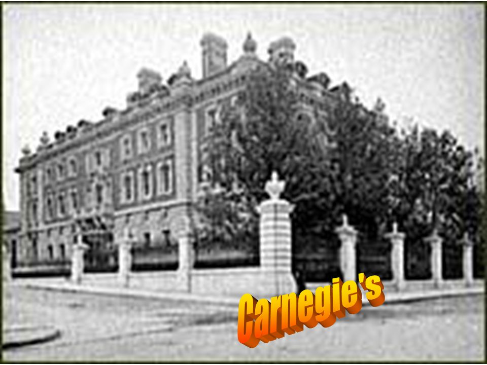 Carnegie s