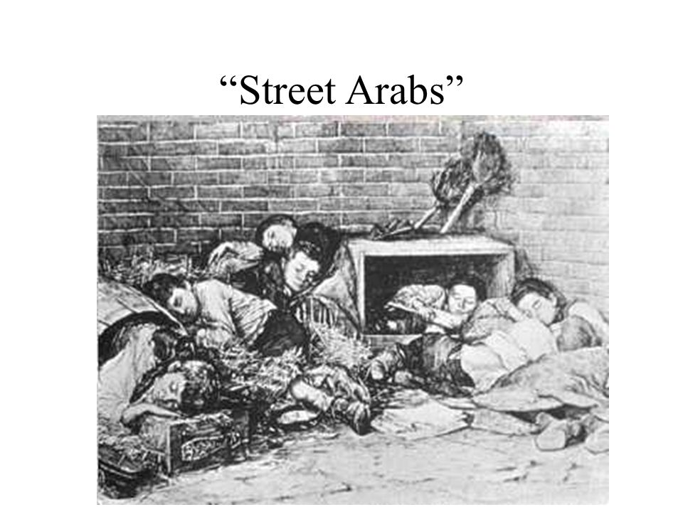 Street Arabs