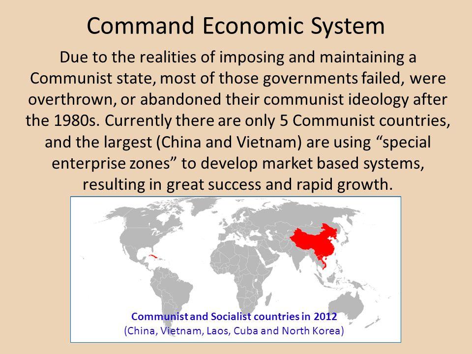 Command Economic System