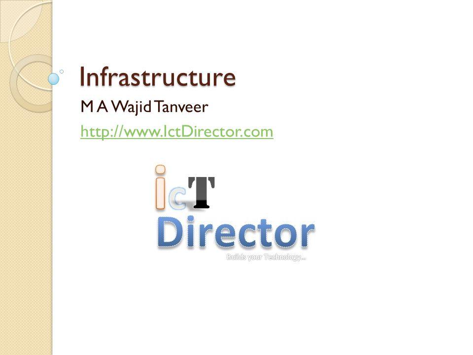 M A Wajid Tanveer http://www.IctDirector.com