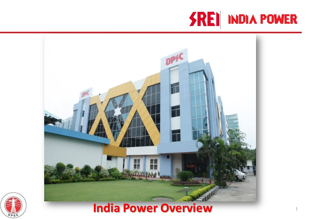 India Power Overview