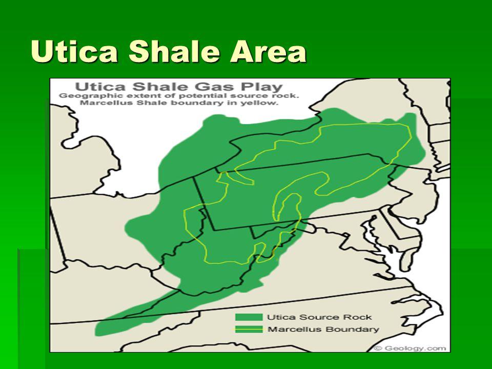 Utica Shale Area