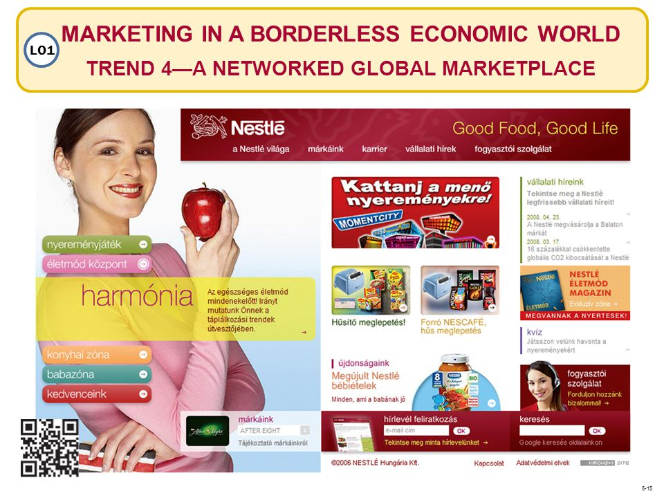 MARKETING IN A BORDERLESS ECONOMIC WORLD