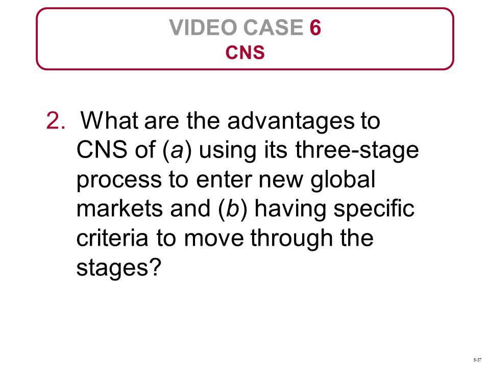 VIDEO CASE 6 CNS.