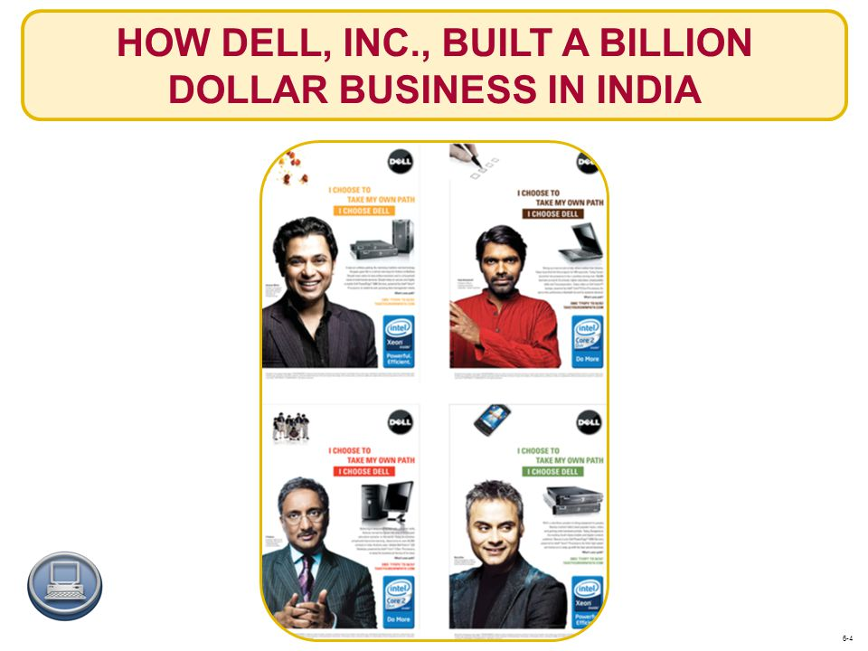 HOW DELL, INC., BUILT A BILLION DOLLAR BUSINESS IN INDIA