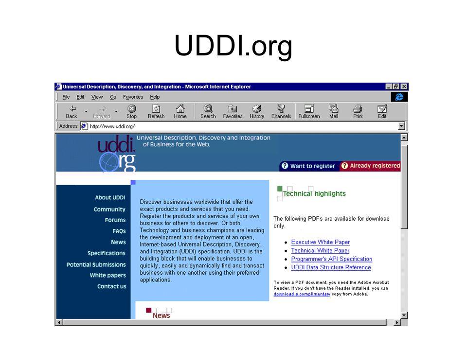 UDDI.org