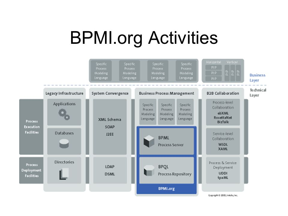 BPMI.org Activities