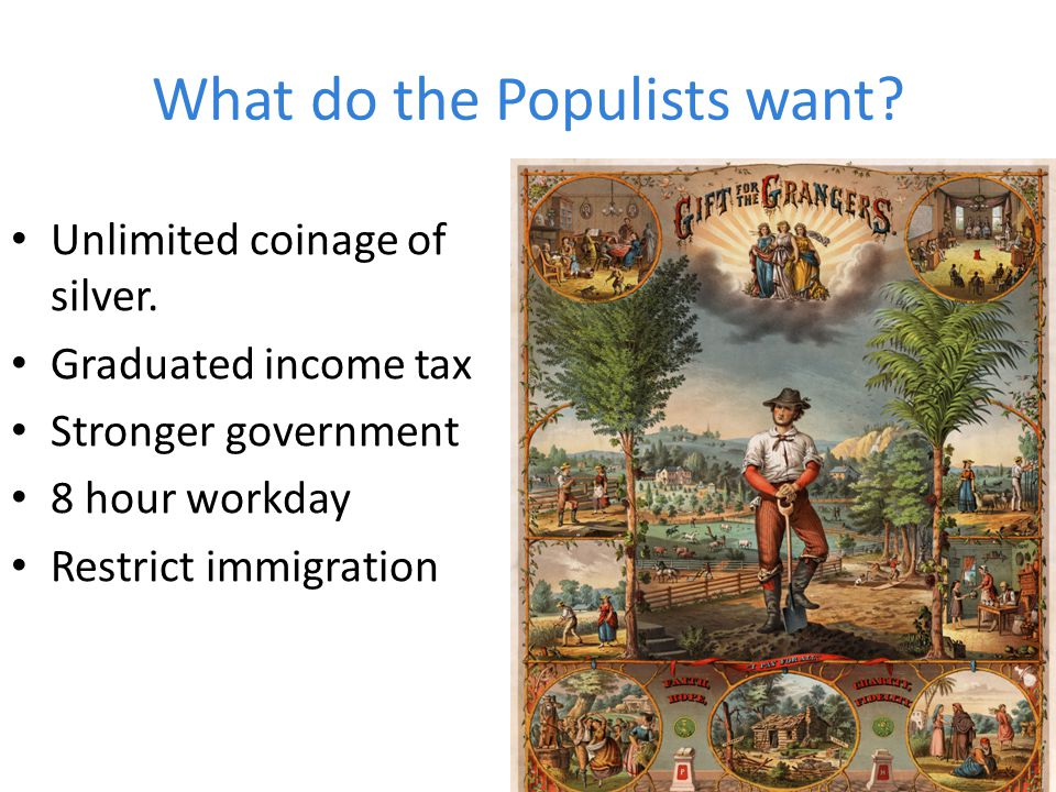 What do the Populists want
