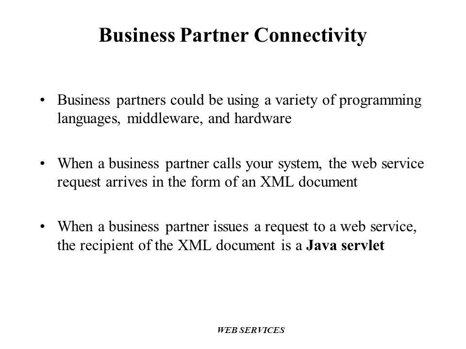 Business Partner Connectivity