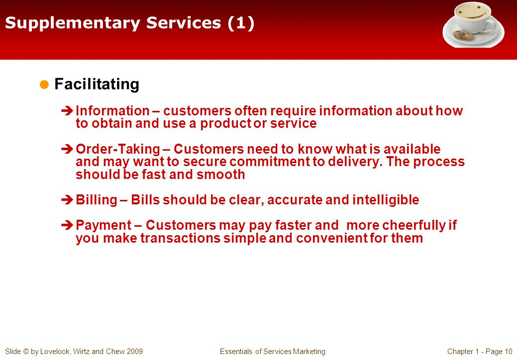 Supplementary Services (1)